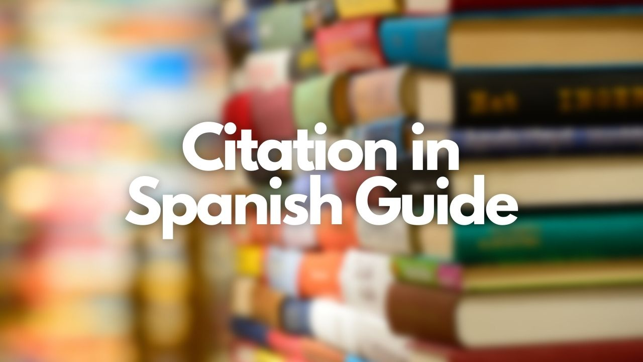 Cite My Title's Citation in Spanish featured image