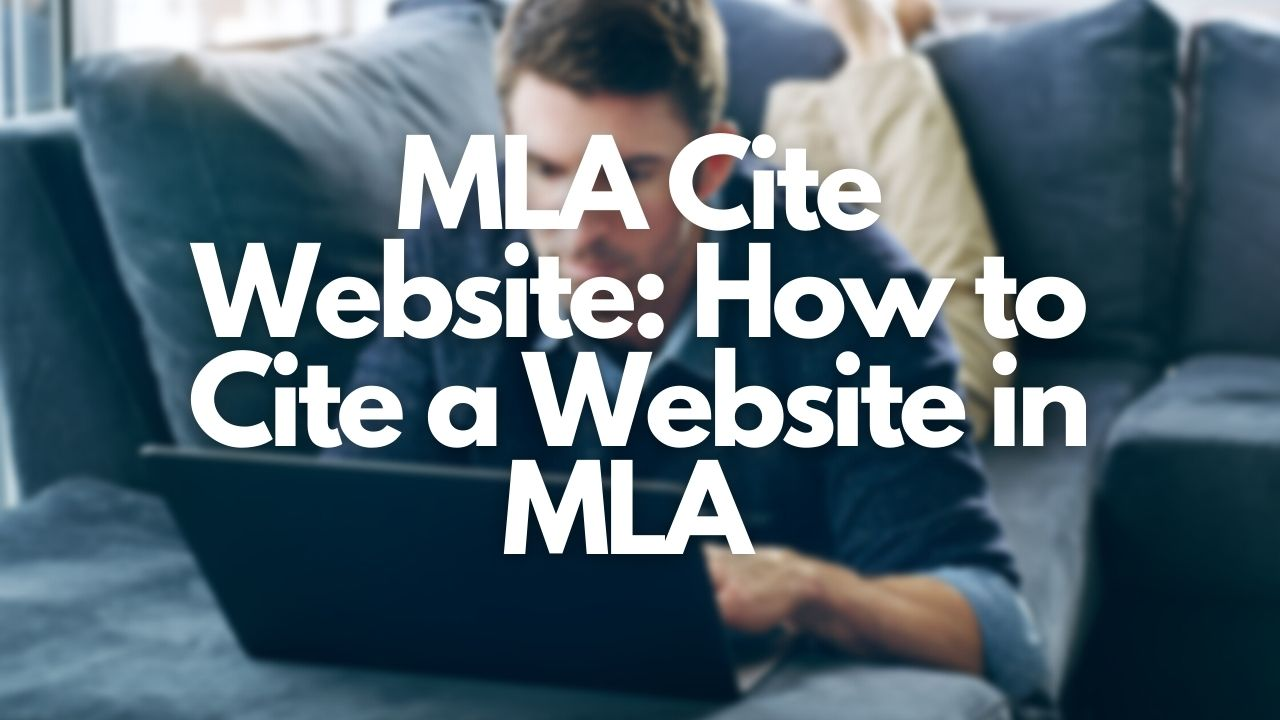 Featured image of Cite My Title's mla cite website article
